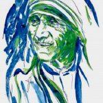 F. Guadagnuolo-Madre Teresa Santa