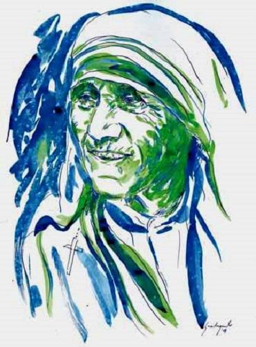 Guadagnuolo-Madre Teresa Santa