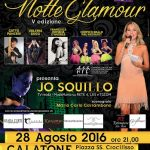 Locandina Notte Glamour a Galatone