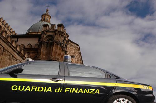 Palermo Guardia di Finanza