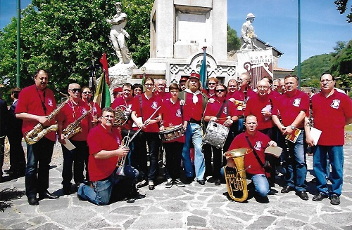 banda garibaldi di San Fermo