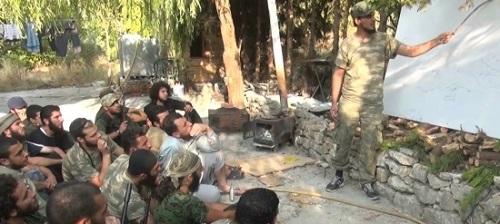 combattenti-siria