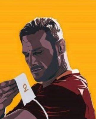 40 d.t. auguri a Francesco Totti