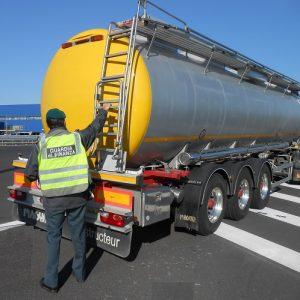 Gorizia contrabbando internazionale gasolio