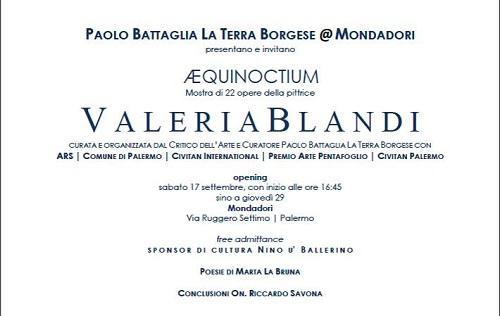 Æquinoctium-Valeria Blandi