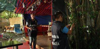 La Spezia sequestrato agri-campeggio abusivo