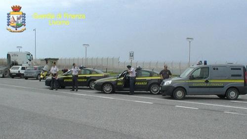 Livorno controlli antidroga