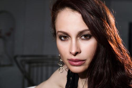 modella Paola Lucrezia Anzelmo