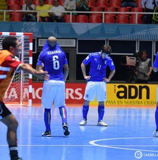 Mondiale 2016 Italia eliminata dall'Egitto