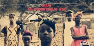 Imany-The wrong kind of war