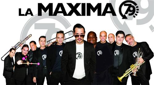 la maxima 79 ottengono il primo posto nella classifica ottobre 2016 di salsa classica