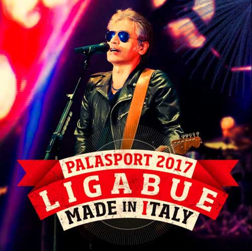 Ligabue Made In Italy - Palasport 2017