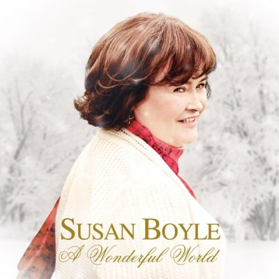 "Susan Boyle, ""A Wonderful World"""