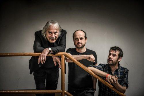 Enrico Rava, Matthew Herbert e Giovanni Guidi