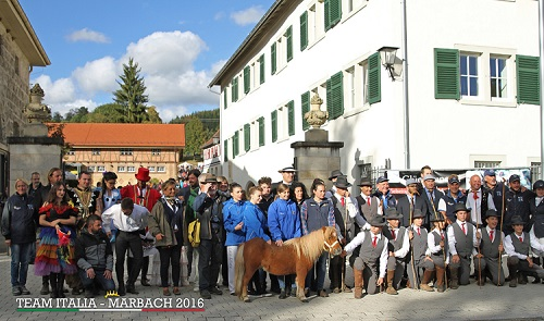 Team Italia - marbach