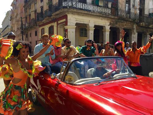 il brano Voy a vivir conquista la prima posizione nella Classifica Novembre 2016 categoria salsa cubana