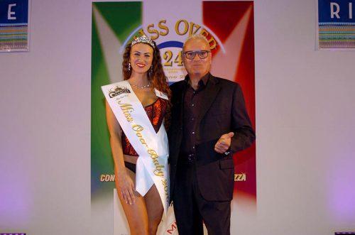 Miss Over 2016 è Gisella Danese, 49 anni