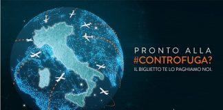 #controfuga dei cervelli