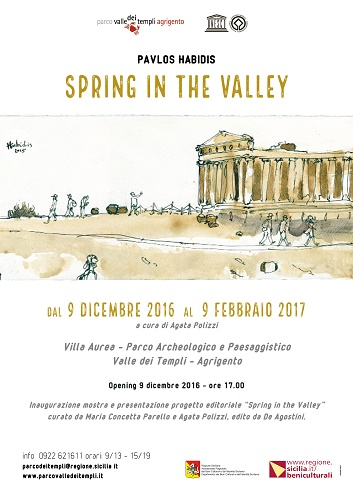 "Locandina ""Spring in the Valley"""