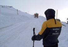 Catania soccorsi alpini sull'Etna