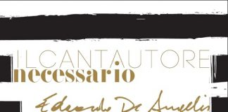 Il Cantautore necessario_Cover