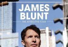 James Blunt Italian Tour 2017