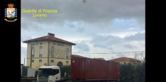 Livorno, frode fiscale nel settore trasporti
