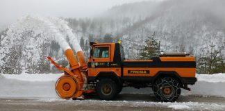 Marche emergenza neve