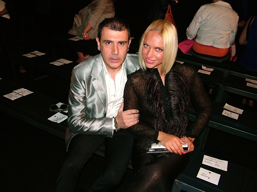 Michele Miglionico e Laura Lena Forgia