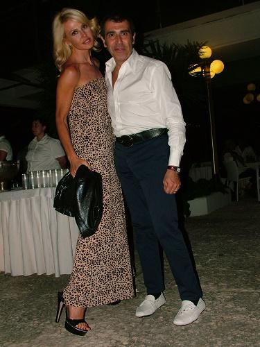 Michele Miglionico e Nathalie Caldonazzo