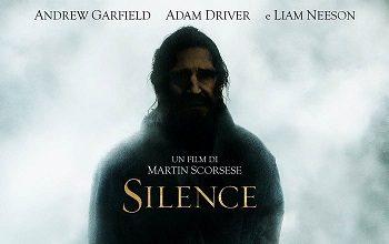 Silence il film locandina italiano