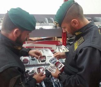 Torino maxi frode settore auto