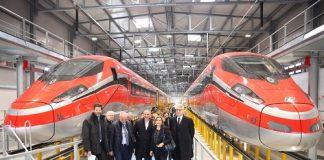 Trenitalia e Hitachi Rail Italy