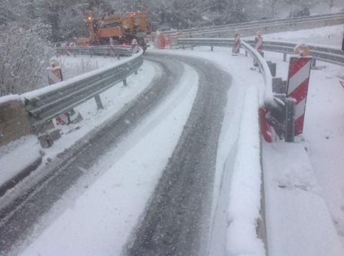 neve e maltempo