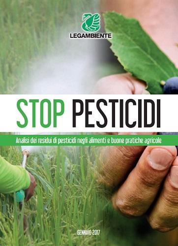 stop pesticidi dossier Legambiente