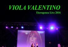 """""""Eterogenea Live 2016"""", il primo album live di Viola Valentino"""