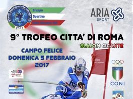 9° Trofeo Città di Roma - GP Aria Sport