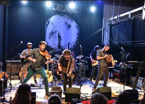 L'Orage feat Erriquez