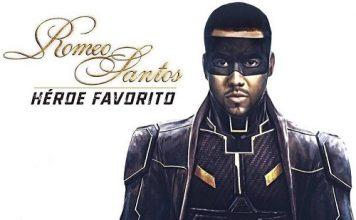 """Romeo Santos con """"Héroe Favorito"""" conquista la prima posizione della Classifica Febbraio 2017 categoria bachata"""