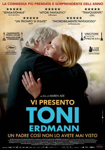 Vi presento Toni Erdmann locandina film