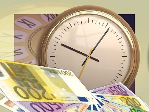 recupero crediti tempo soldi