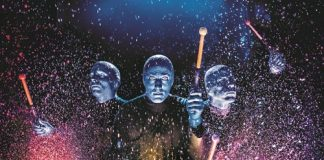 Blue Man Group_B