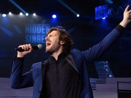 Federico Russo_Hidden Singer
