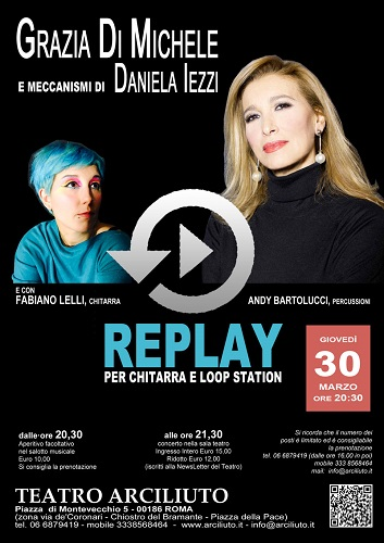 GraziaDiMichele_Replay