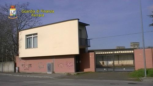 Guardia di Finanza Ferrara