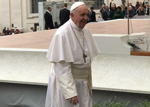 Il Papa all'Ilva,