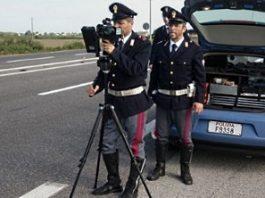 Trucam, il nuovo controllo della velocità sulla strada