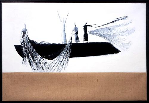 la pesca miracolosa opera di Fabio Ballico