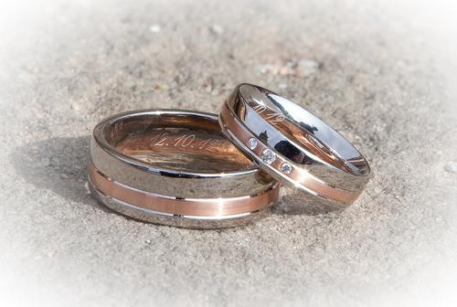 nozze anello