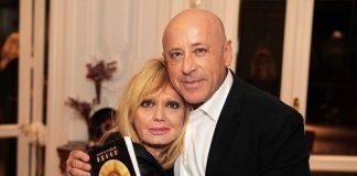 Anton Emilio Krogh e Rita Pavone